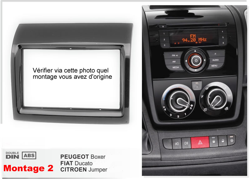 autoradio double din fiat ducato gps camping car lucampers lucampers gps special camping car. Black Bedroom Furniture Sets. Home Design Ideas