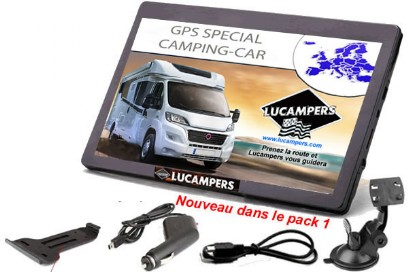 vos avis et commentaire lucampers gps special camping car camera de recul autoradio gps. Black Bedroom Furniture Sets. Home Design Ideas
